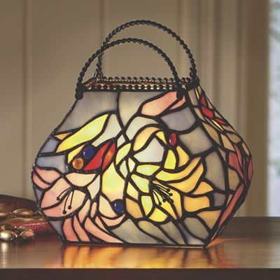 stained glass purse by Cris Figueired♥