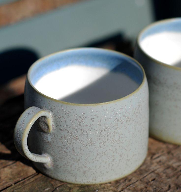 #Porcelain #Mug www.inkclay.com