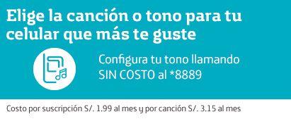 Tonos para celular | Movistar
