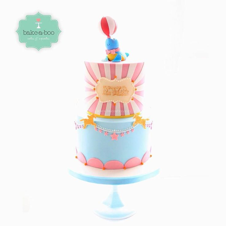 1000+ ideas about Circus Cakes on Pinterest Carnival ...