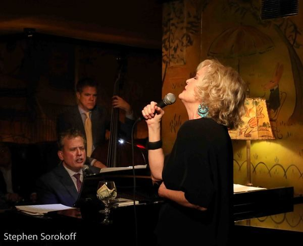 Photo Coverage: Christine Ebersole Surprises Caruso & Stritch at ...