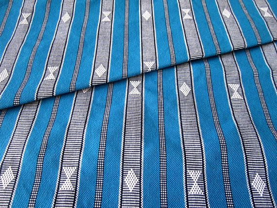 Ethnic handwoven fabric upholstery fabric handloom by EthnicTouch (from the Phillippines)
