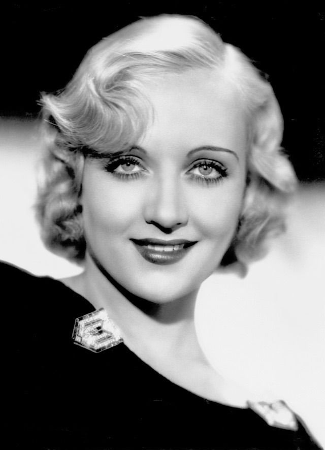 Carole Lombard photographed by Otto Dyar, 1920s