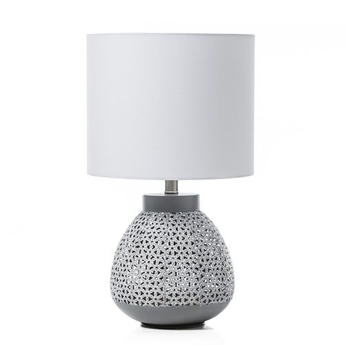 Marakesh Blue Table Lamp