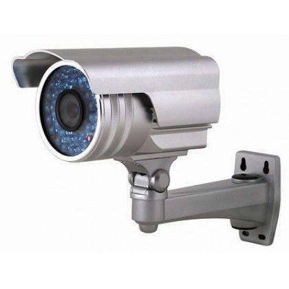 ΚΑΜΕΡΑ IR ANGA AGE-504-S 1/3 CCD, Sony Effio, Υψηλής Ανάλυσης, Varifocal