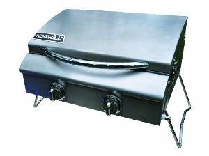 Nexgrill 820 0015 2 Burner Table Top Gas Grill With Tank Regulator Http Www Pinterest Com Yolo Bz 7g Table Top Grill Gas Grill Best Charcoal Grill