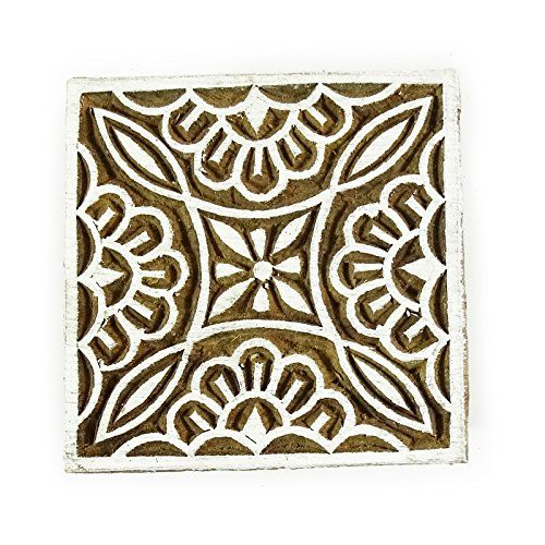 Impression Textile Wood Block Bloquer Stamp Brown main Stamp sculpté Bloquer Imprimer Indianbeautifulart http://www.amazon.fr/dp/B00U8RXLQA/ref=cm_sw_r_pi_dp_YHImvb0MN8PDW