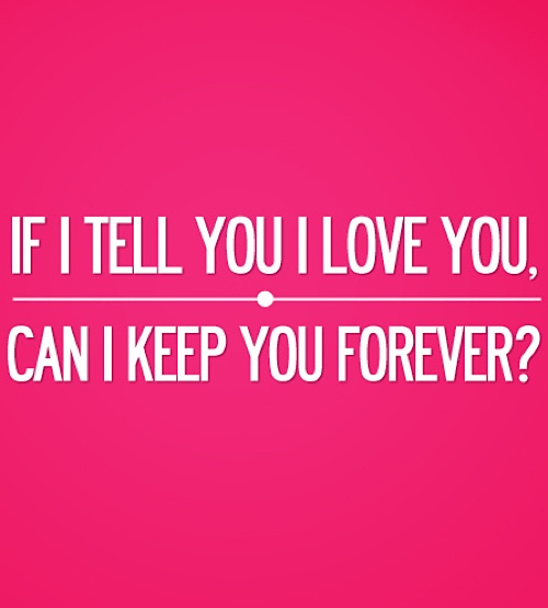 Can I Keep You Quotes