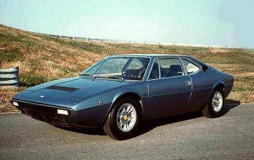 Ferrari Dino 208 GT/4 Unofficial Site