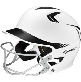 Easton Junior Z5 Two Tone Batting Helmet with Softball Facemask - Dick's Sporting Goods