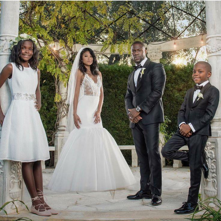kevin hart, eniko hart, wedding, eventsojudith