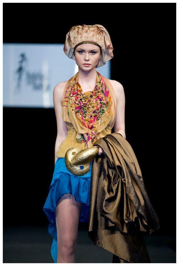 "Fairy costume for adults, women fairy costume, bird costume, carnival, designer collection ""Birds"" by Elisaveta Sivas"