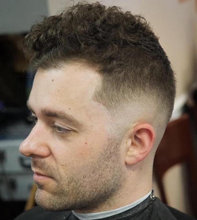 20 Best Drop Fade Haircut Ideas For Men Drop Fade Haircut