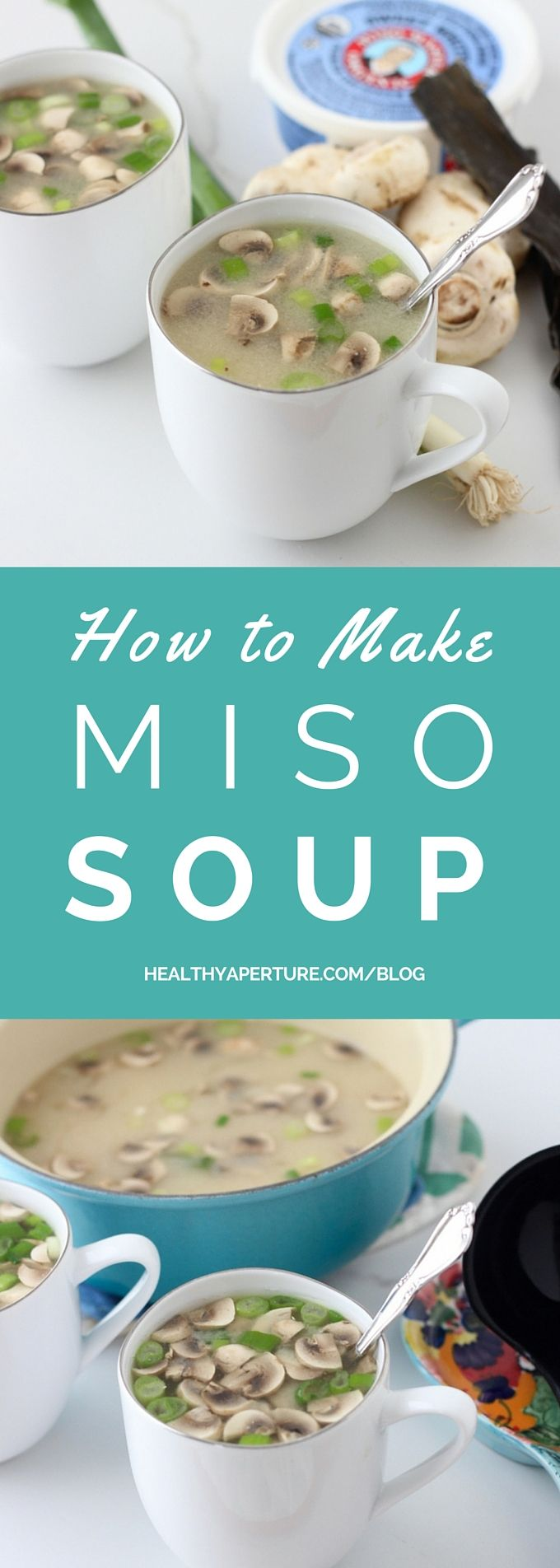 No more wasting food! Miso soup is a great way to prevent food waste plus add the benefits of fermented foods to your diet.