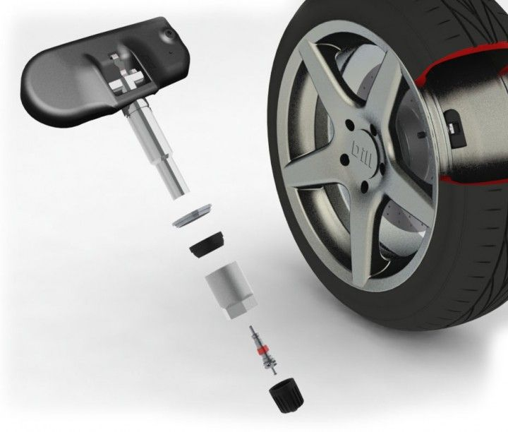TPMS - Tire pressure monitoring system: Care Tips