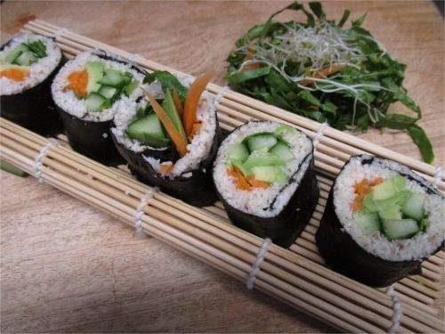 This recipe makes the best raw sushi I've ever eaten!  ~Jennie from Raw Pleasure