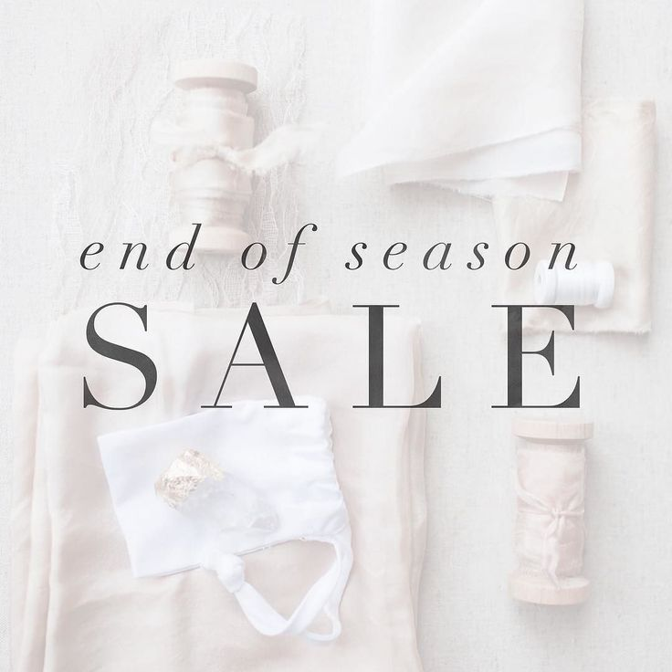 END OF SEASON SALE - here on Instagram on Friday. . I'll be listing end of line ex-hire and samples lot by lot on Friday starting at 9am onwards. Included are napkins runners ribbons and offcuts of cottons and silks. . You'll need to comment sold on the lot post and DM me your PayPal email to be invoiced. . Not long to go!!