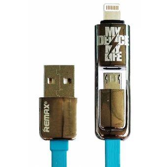 รีวิว สินค้า Remax 2 in 1 Transform Data Line for Android  iPhone (Blue) ⛄ ขายด่วน Remax 2 in 1 Transform Data Line for Android  iPhone (Blue) คืนกำไรให้ | special promotionRemax 2 in 1 Transform Data Line for Android  iPhone (Blue)  รับส่วนลด คลิ๊ก : http://product.animechat.us/jrhoJ    คุณกำลังต้องการ Remax 2 in 1 Transform Data Line for Android  iPhone (Blue) เพื่อช่วยแก้ไขปัญหา อยูใช่หรือไม่ ถ้าใช่คุณมาถูกที่แล้ว เรามีการแนะนำสินค้า พร้อมแนะแหล่งซื้อ Remax 2 in 1 Transform Data Line for…
