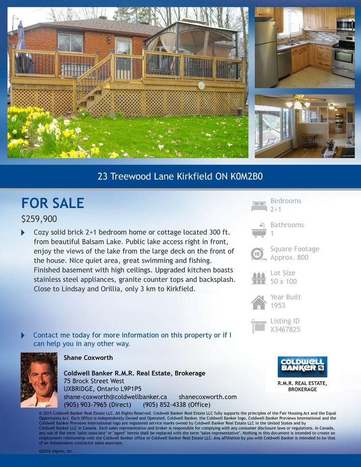 23 Treewood Listing Flyer 01