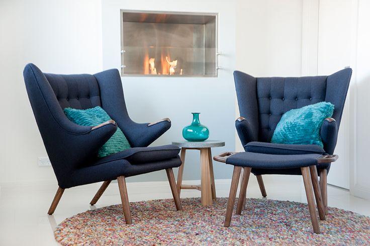 Ermington sleek contemporary nook