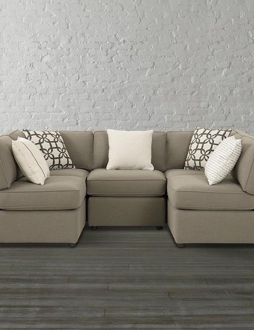Small u-shaped sectional sofa : small u shaped sectional - Sectionals, Sofas & Couches