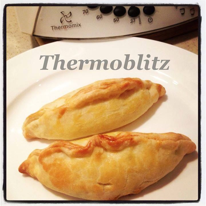 Thermoblitz Chicken and Vege Pasties