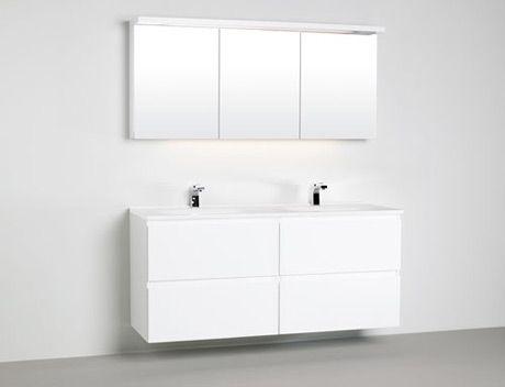 Köp Vedum Flow 1500 tvättställspaket dubbel - VVS home.se