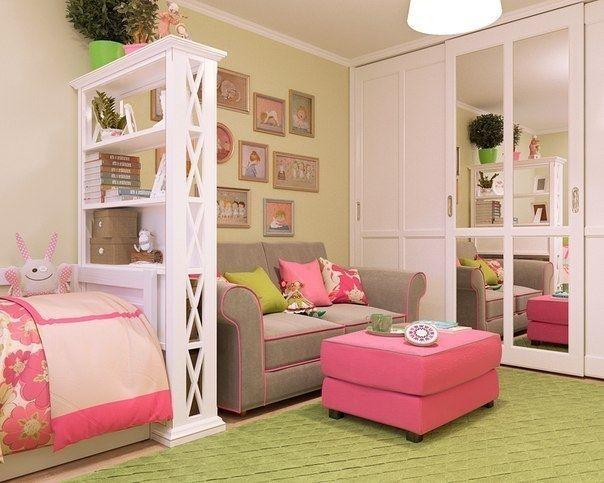 Дизайн детской - Дизайн интерьеров   Идеи вашего дома   Lodgers