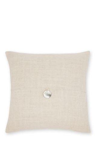 Next Linen Look Cushion