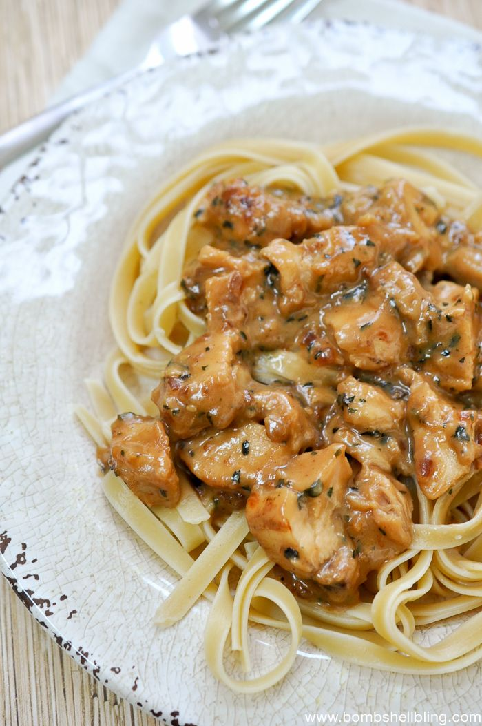 Teriyaki Chicken Alfredo Only Took 30 Mins To Make Yum Dinner Recipe Ideas Pre Cooked