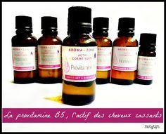 La provitamine B5, l'actif des cheveux cassants | BiotyTips