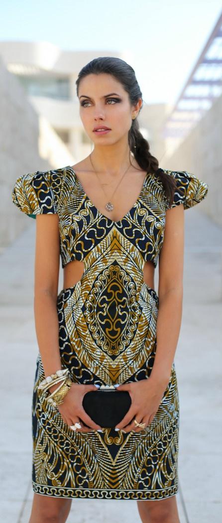 Dress by Ashanti Brazil