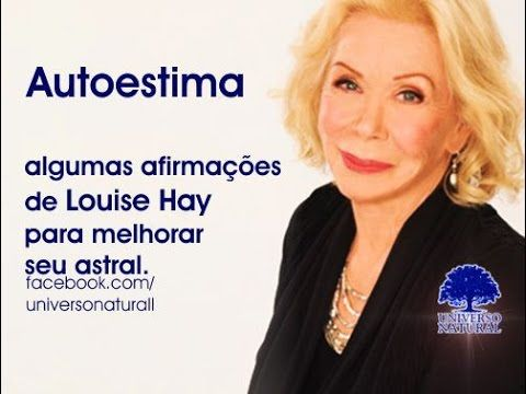 Aprendendo a Gostar de Si Mesmo – Áudio – Louise Hay  