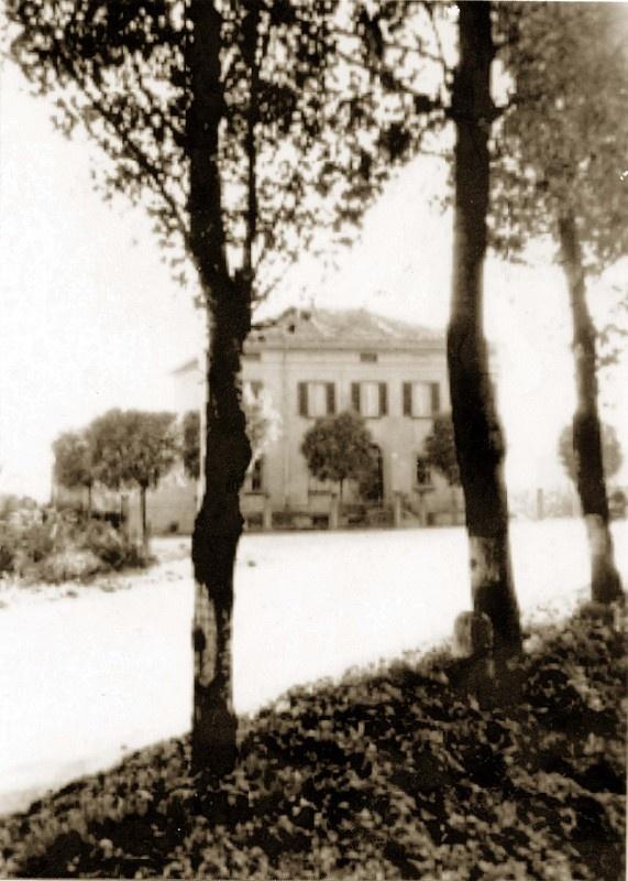 Ferrara, Via Colombarola, anni '20.