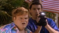 Schmitts Gay. Classic SNL commercial! I sure miss Chris Farley :(