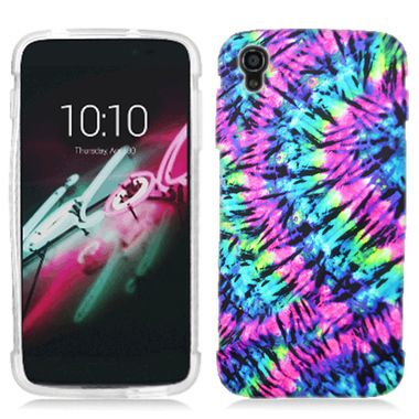 Our Alcatel One Touch IDOL 3 5.5 Phone Tie Dye Covers and Cases will protect your phone while giving it a stylish look. The casing is made of a durable plastic and perfect fitting for your device with it's custom cutouts. Protect your phone in style with this unique design case.