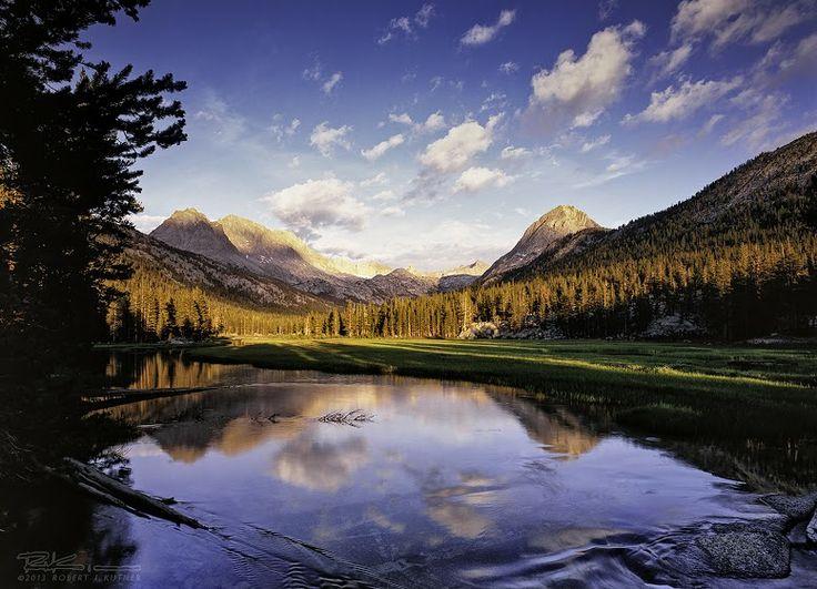 Robert Kutner - Google+ - Late August Afternoon in Evolution Valley Evolution…