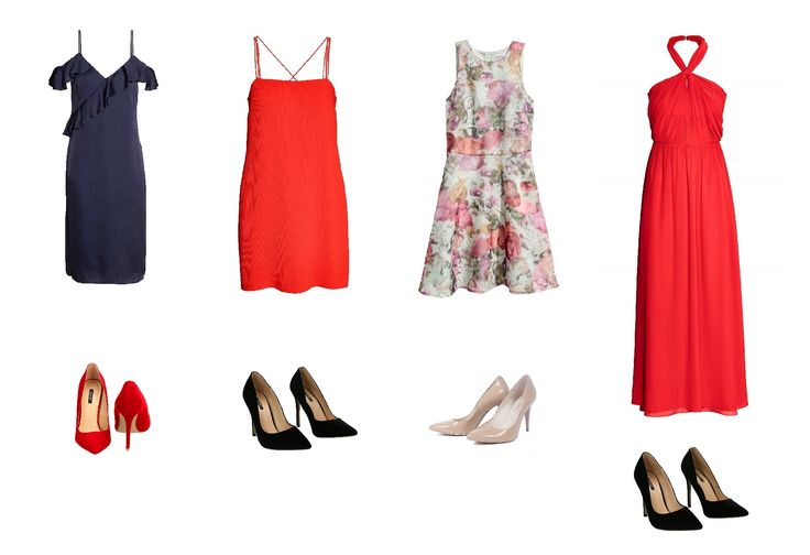 Little red dress, outfits for New Years Party!