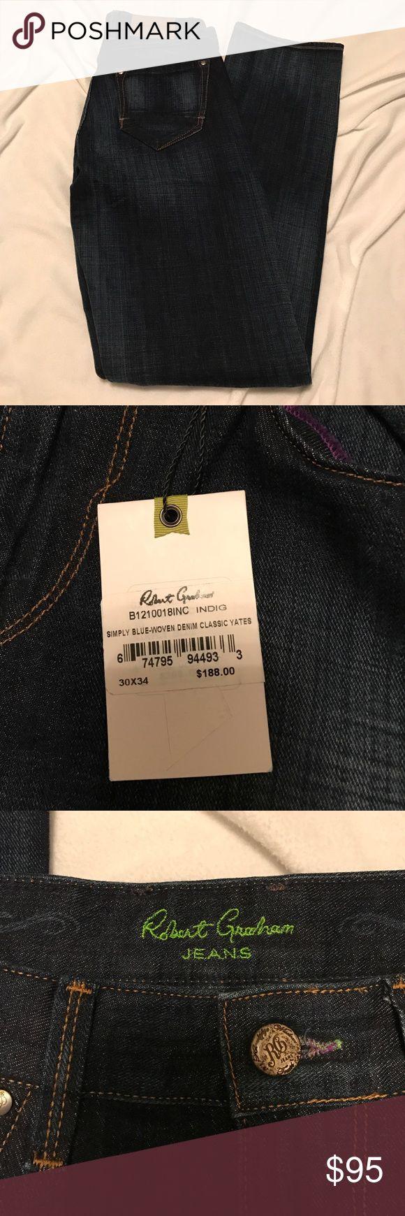Robert Graham Classic Yates NWT Size 30 x 34 Robert Graham Classic Yates NWT Size 30 x 34 Robert Graham Jeans