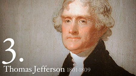 Jefferson is credited with several inventions, including the swivel chair, a pedometer, a machine to make fiber from hemp, a letter-copying machine, and the lazy susan.