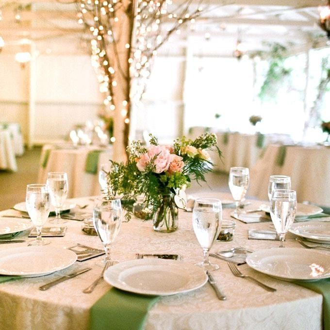 Decoration Fall Centerpieces For Round Tables Wedding Reception