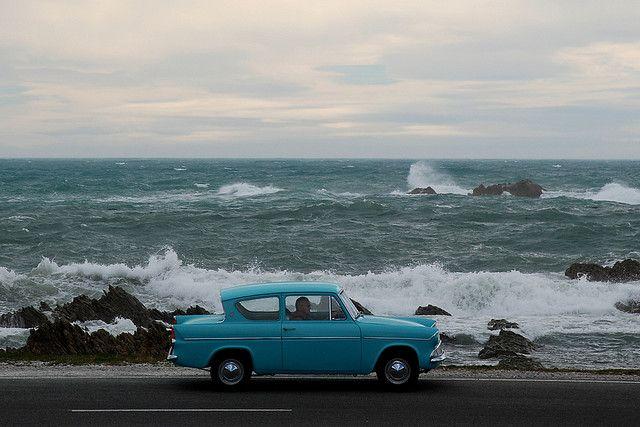 Sunday Drive - Kaikoura - New Zealand. Photo by Geof Wilson