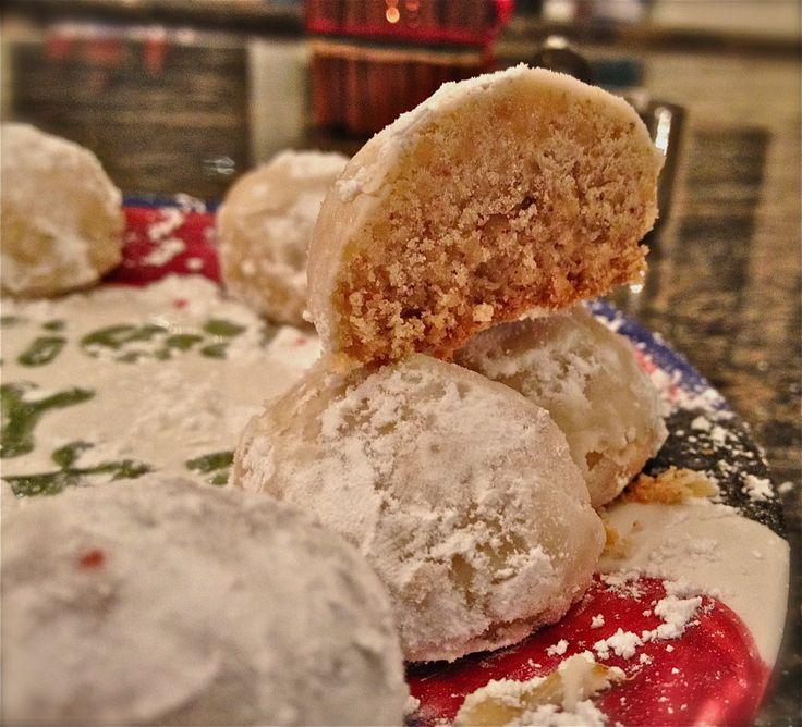 Vegan christmas cookies Kifelcke