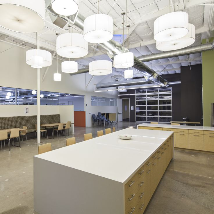 Engineering Office Design: 25 Best Baffles, Clouds, And Hanging Acoustic Treatments