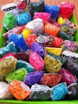 32 Best Rainbow Loom Refills All Colors Images On