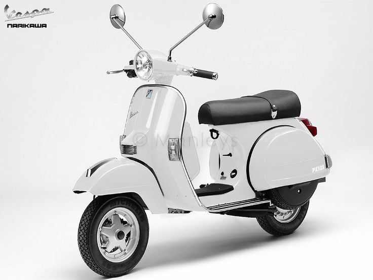 Vespa PX 125 2 STROKE :: Manleys Motorcycles