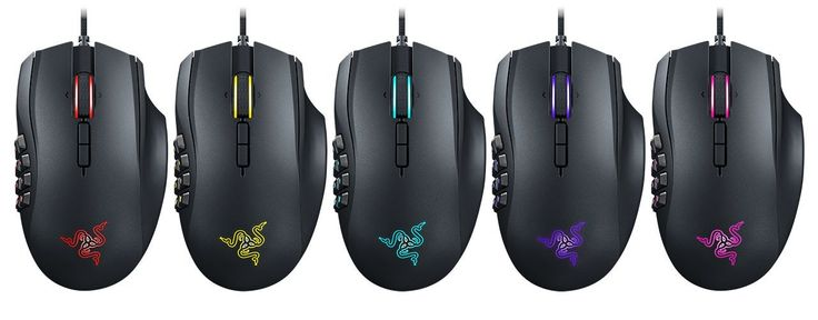 Razer Announces the New Naga Chroma MMO Mouse - TECKKNOW