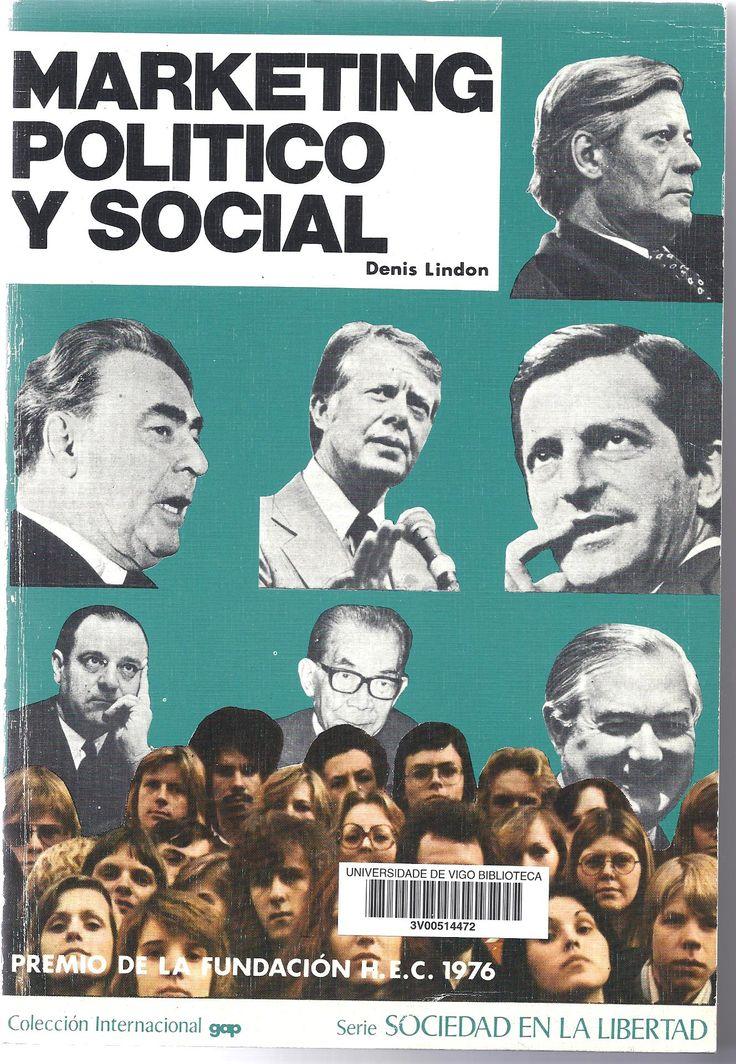 Marketing político y social / Denis Lindon