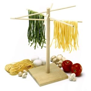 PASTA DRYING RACK http://www.coast2coastkitchen.com/store/specialty-kitchen-tools/pasta-drying-rack