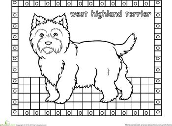 1000 images about digi stamps doggies on pinterest for Dog breeds coloring pages